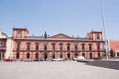 Städtischer Palast, San Luis Potosi stockbilder