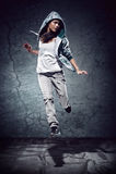 Städtischer Tanz Lizenzfreie Stockfotos