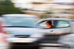 Städtischer Verkehr lizenzfreie stockfotos