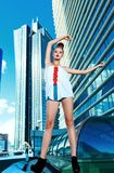 Städtisches Foto Lizenzfreie Stockfotos