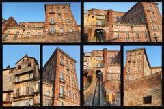 Städtisches Gebäude Stockfotografie