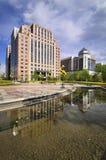 Städtisches Gebäude China-Peking Lizenzfreie Stockfotos