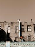 Städtisches Rohr stockbilder
