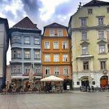 Städtisches szenisches Maribor-Slowenien Stockbilder