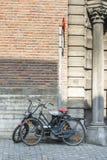 Städtisches Transportieren Stockfoto