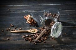 Ställ in för att brygga kaffe i Turku Royaltyfria Foton