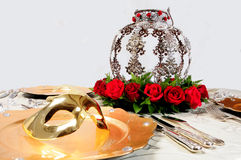 Ställ in rosor Fotografering för Bildbyråer
