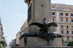 Ställe av Borsa, Naples Arkivfoto