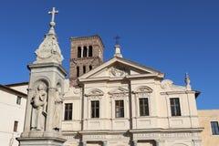 Ställe av St Bartholomew royaltyfria bilder