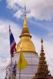 Ställe av vördnad till Buddha Royaltyfria Foton