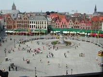 Ställe de Bruges Royaltyfri Fotografi