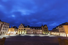 Ställe Notre-Dame i Amiens Royaltyfria Foton