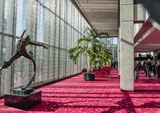 Ställedes-konster inomhus Royaltyfri Fotografi