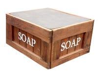 Ställning på din Soapbox Royaltyfria Bilder