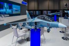 Ställningen av eniga Flygplan Korporation (Ryssland) Arkivbild