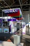 Ställningen av Taiwan på mars 20, 2015 Royaltyfri Fotografi