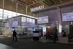 Ställningen av Taiwan på mars 20, 2015 Royaltyfria Bilder