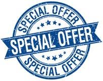 Stämpel för specialt erbjudande