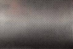 Stämpling av metallyttersida arkivbild
