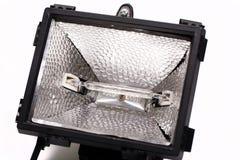 Stäng sig upp av justerbart ljus - utsändande av dioden Royaltyfri Bild