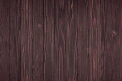 Stäng sig upp av väggen som göras av träplankor Royaltyfria Bilder