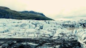Stäng sig upp på isberg Glaci?rlagun stock video