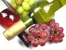 stäng sig upp wine Royaltyfri Bild