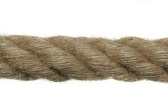 stäng upp det isolerade repet Royaltyfri Foto