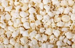 stäng upp popcorn Arkivfoton