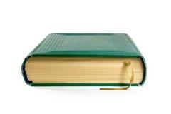 stängd bok Fotografering för Bildbyråer