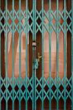 Stängd dörr Royaltyfri Fotografi