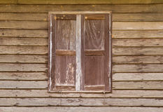 Stängt fönster Royaltyfria Bilder