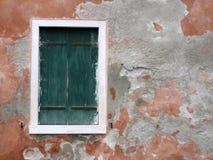 stängt fönster Arkivbilder