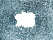 stängt med fönsterluckor exponeringsglas Arkivfoton