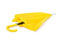stängt paraply Royaltyfri Bild