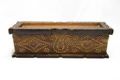 Stängt utsmyckat sörjer asken royaltyfri bild