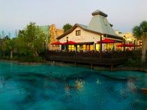 Stänk Disney vårar, Orlando, Florida royaltyfri fotografi