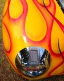 Stänkskärm för varm stång Arkivfoto