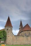 stärkt kyrka Fotografering för Bildbyråer