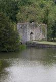 Stärkte Leeds Castle - mala Royaltyfri Fotografi