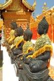 Stå Buddha Royaltyfri Fotografi