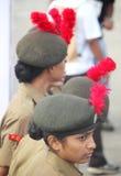 Stå för NCC-cadets Arkivfoton