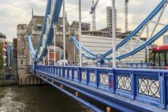 Stå hög överbryggar, London Fotografering för Bildbyråer