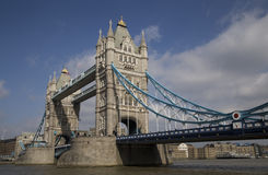 Stå hög överbryggar, London Royaltyfri Foto
