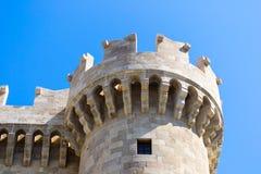 Stå hög av slott Arkivfoto