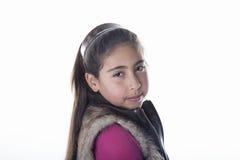 Stående av barnet royaltyfria foton