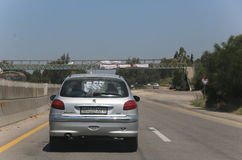 Stående av Bashar Assad i Syrien Royaltyfria Foton