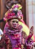 Stående av en förklädd person Royaltyfria Foton