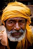 Stående av en indisk krympling Julian Bound Royaltyfri Foto