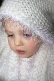 Stående av ett barn Fotografering för Bildbyråer